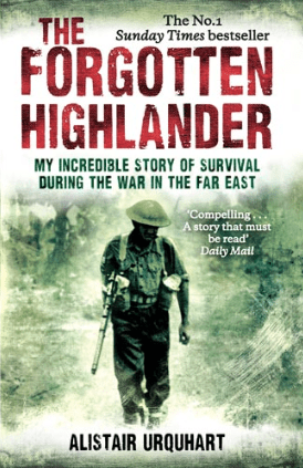 The Forgotten Highlander book cover