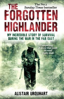 The Forgotten Highlander book cover