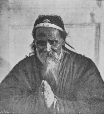 A nineteenth-century Szechuan hermit