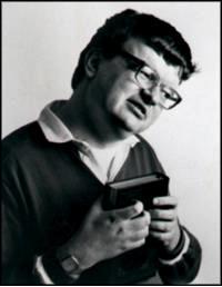 Kim Peek, the autistic savant who inspired the movie Rain Man