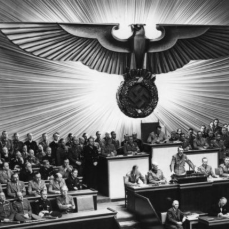 assembly of Third Reich
