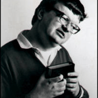 Kim Peek, the autistic savant who inspired the movie Rain Man